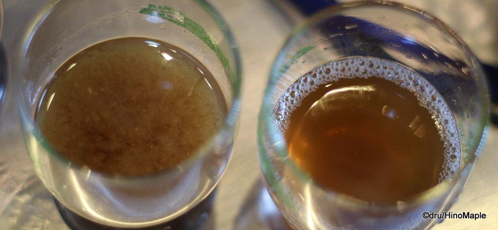 """Unfiltered VS """"Filtered"""" Beer"""