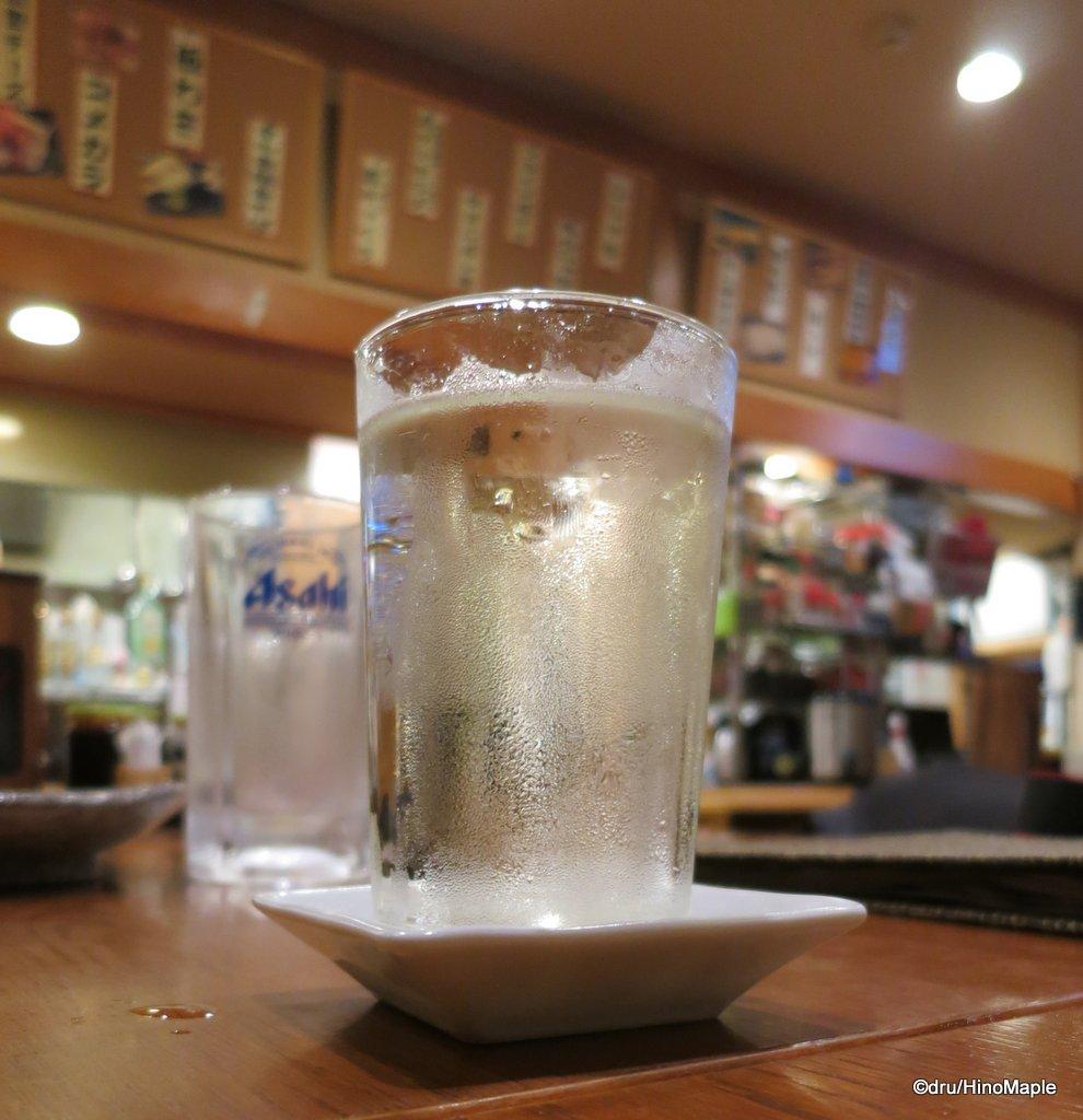 Sake at Fuudo