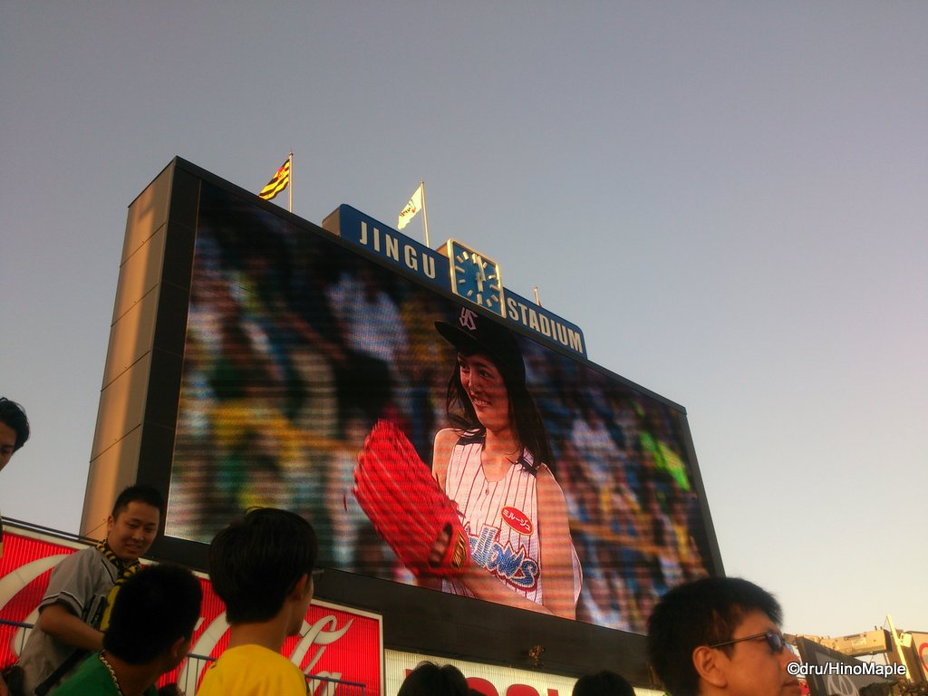 Yakult Swallows VS Hanshin Tigers