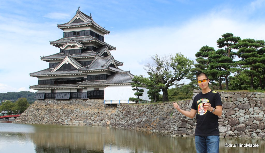 Me at the BeerFes Shinshu 2014