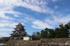 Matsumoto Castle (From Matsumoto Castle Park)
