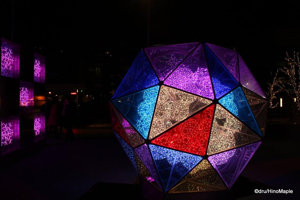 Kaleidoscopic Dice