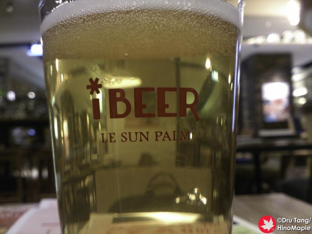 iBeer Le Palm Sun