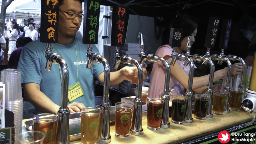 2015 Spring Beer Keyaki