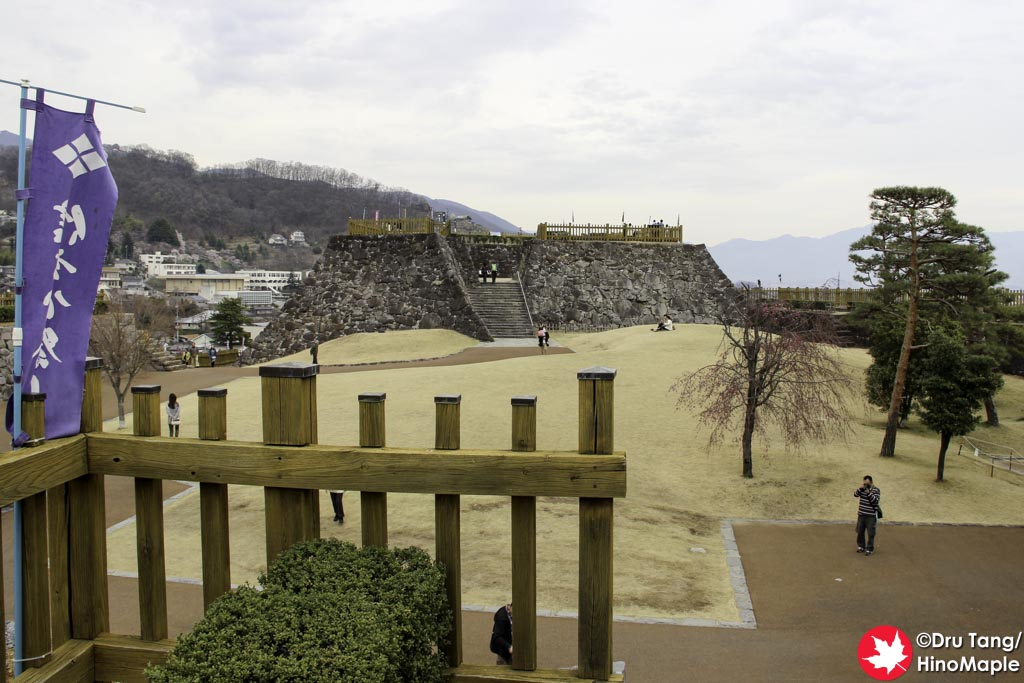 Castle Keep of Maizuru Castle Park