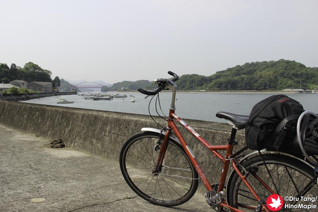 Mukaishima Bridge from Mukaishima