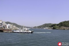 Car Ferry from Onomichi to Mukaishima (Cheapest Ferry)