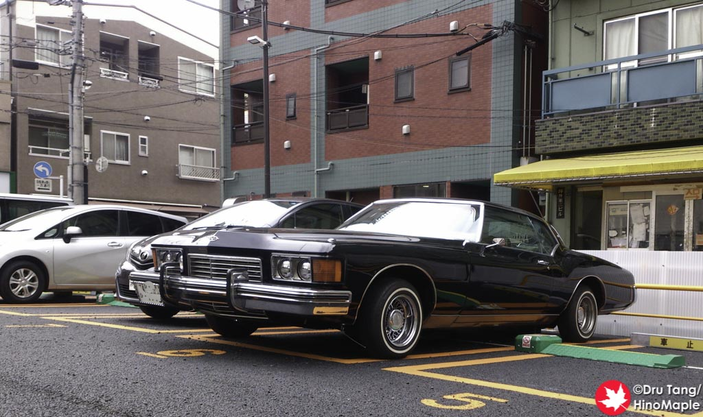 Low Rider in Kinshicho