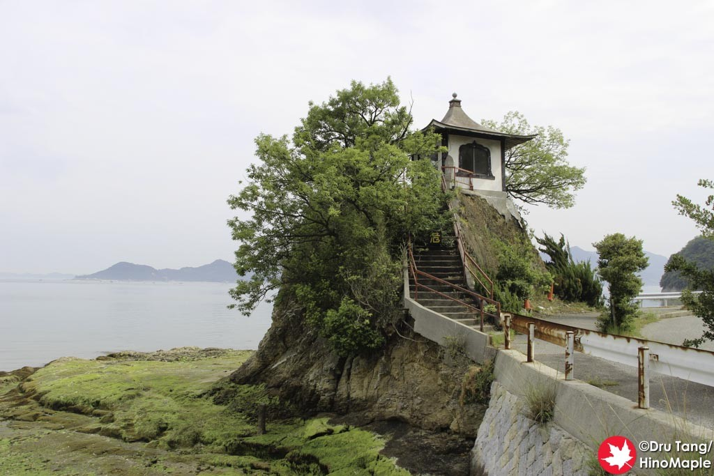 Temple/House by the Sea