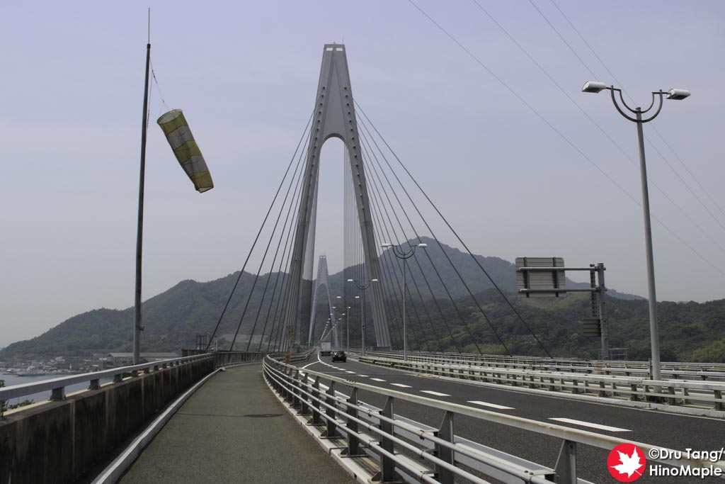 On Ikuchi Bridge