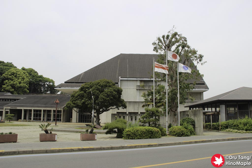Bell Kanto Hall on Ikuchijima