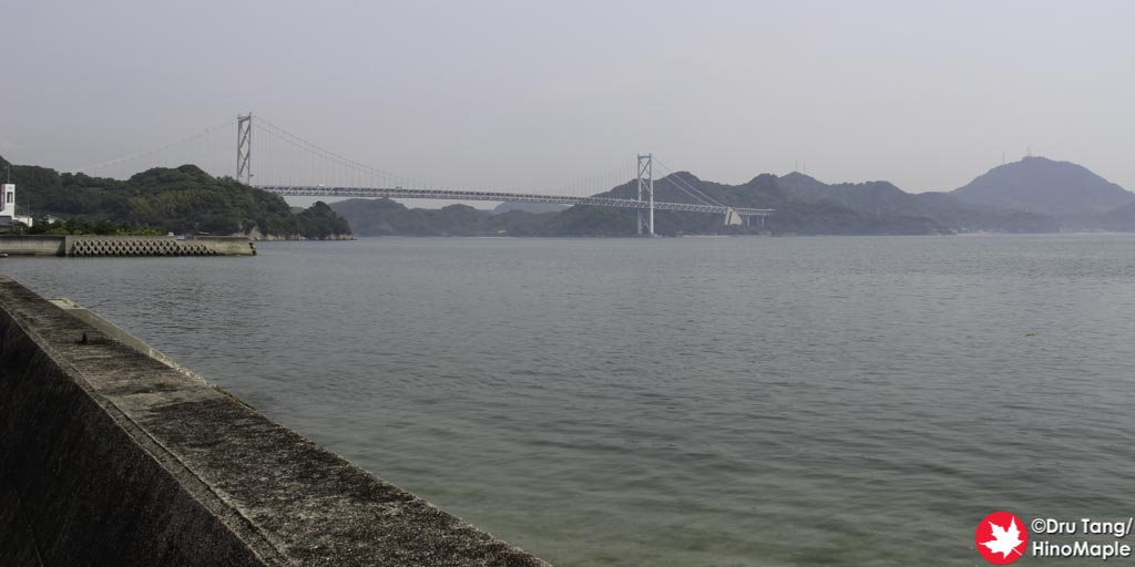 Innoshima Bridge from Innoshima