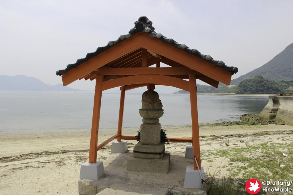 Jizo by the Sea