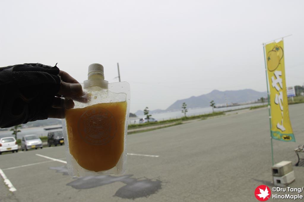 Mikan Juice at Shimanami 1