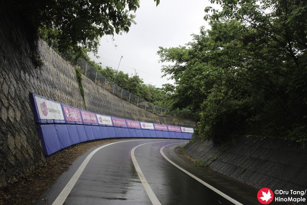 Path to Tatara Bridge