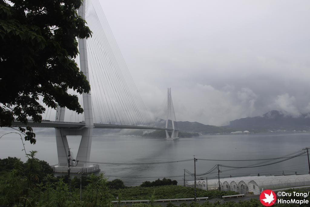 Tatara Bridge (From Ikuchijima)