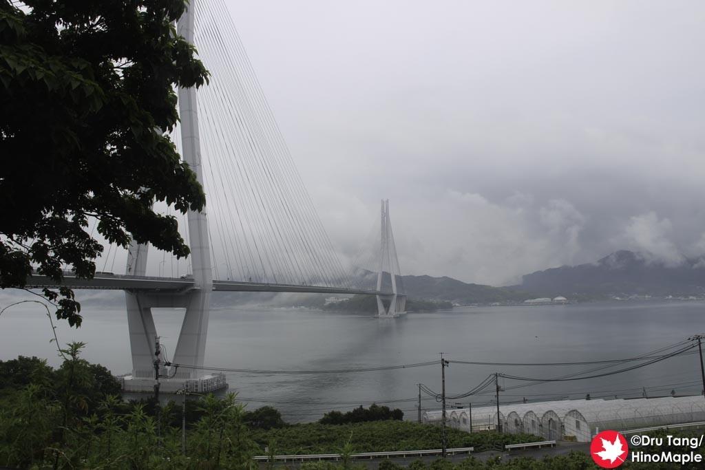 Tatara Bridge (From Ikuchijima)