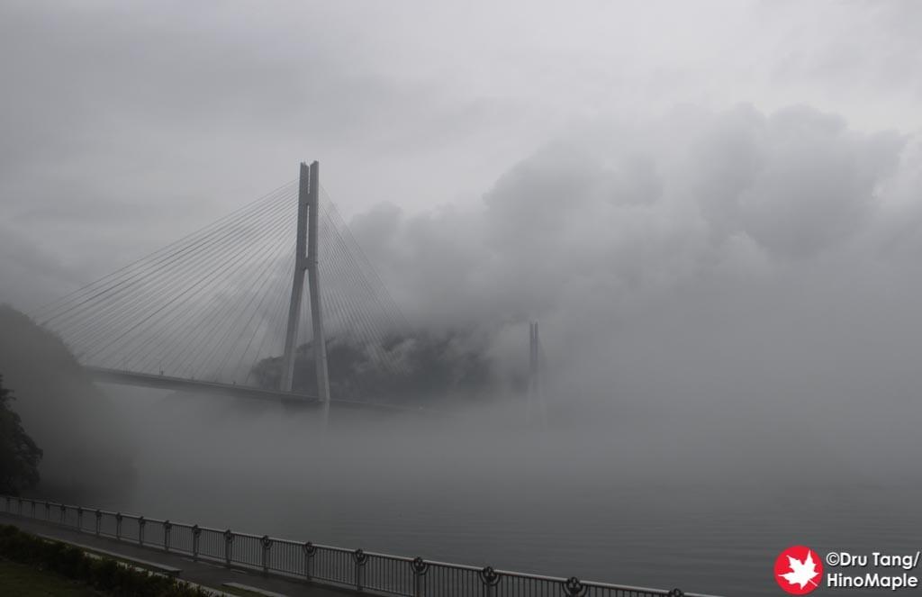 Tatara Bridge (From Omishima)