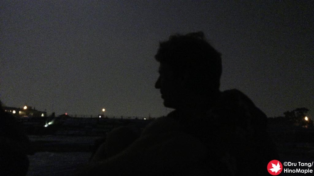 Camping for the Edogawa Fireworks