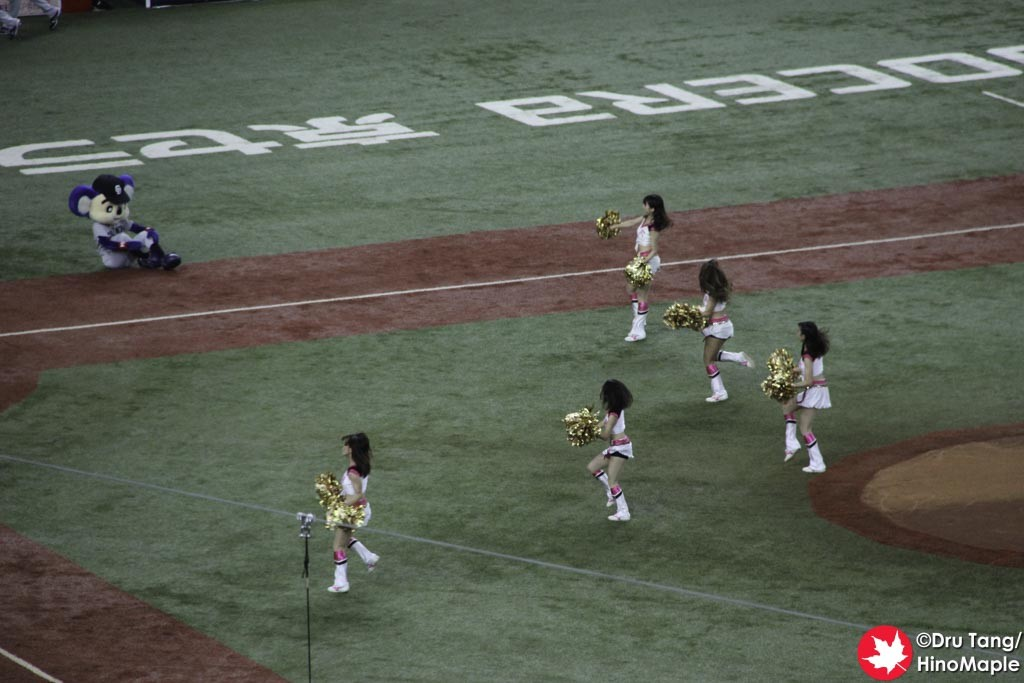 Hanshin Tigers Cheerleaders