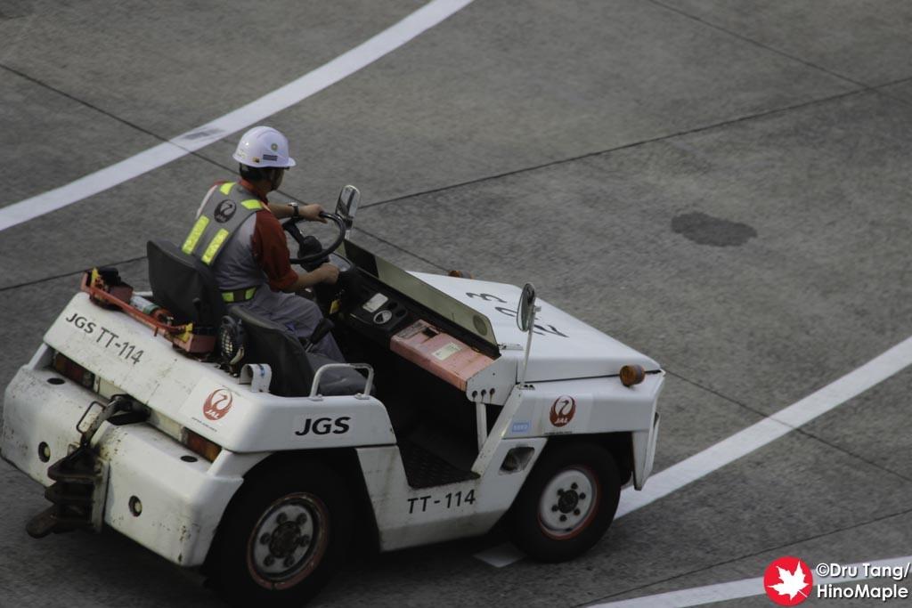 JAL Ground Crew