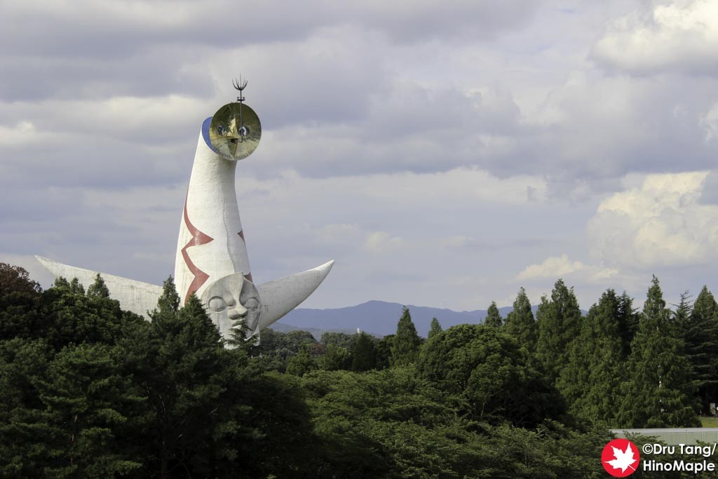 Tower of the Sun by Taro Okamoto