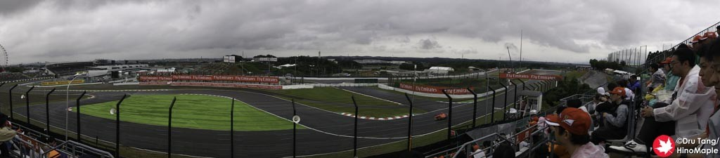 Final Chicane at Suzuka