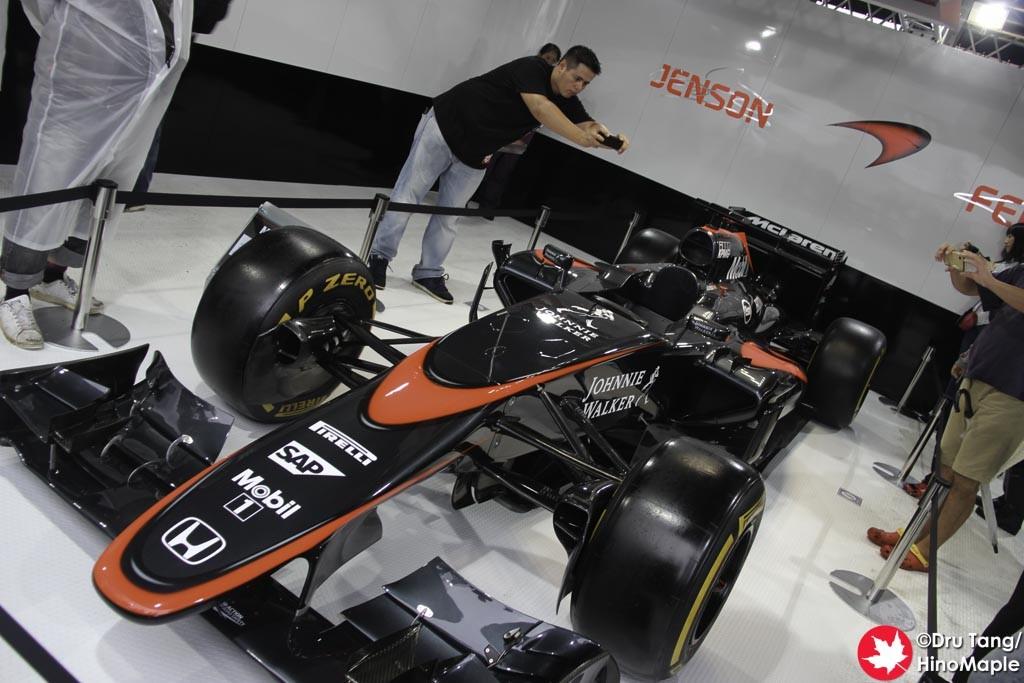 2015 McLaren Honda