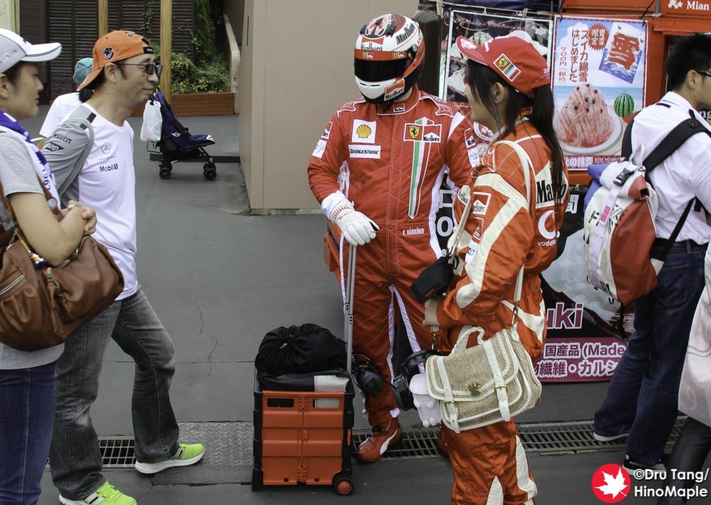 Kimi? What are you doing here?