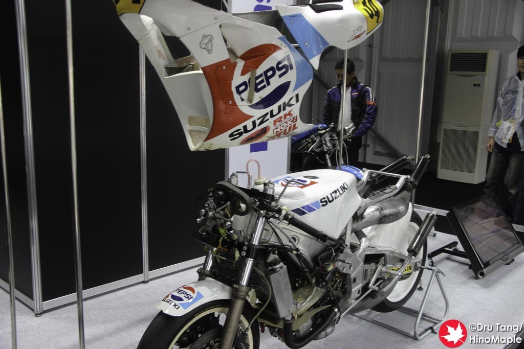 Uncovered (Naked) Suzuki