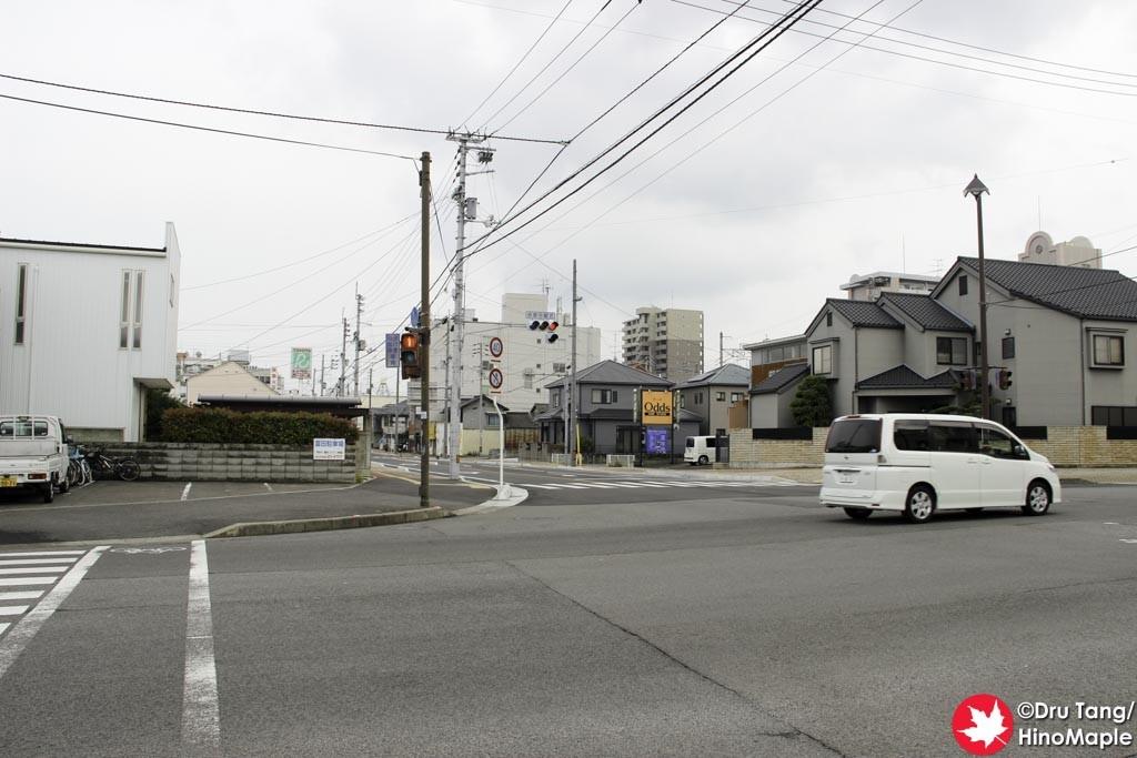 Near Imabari Station