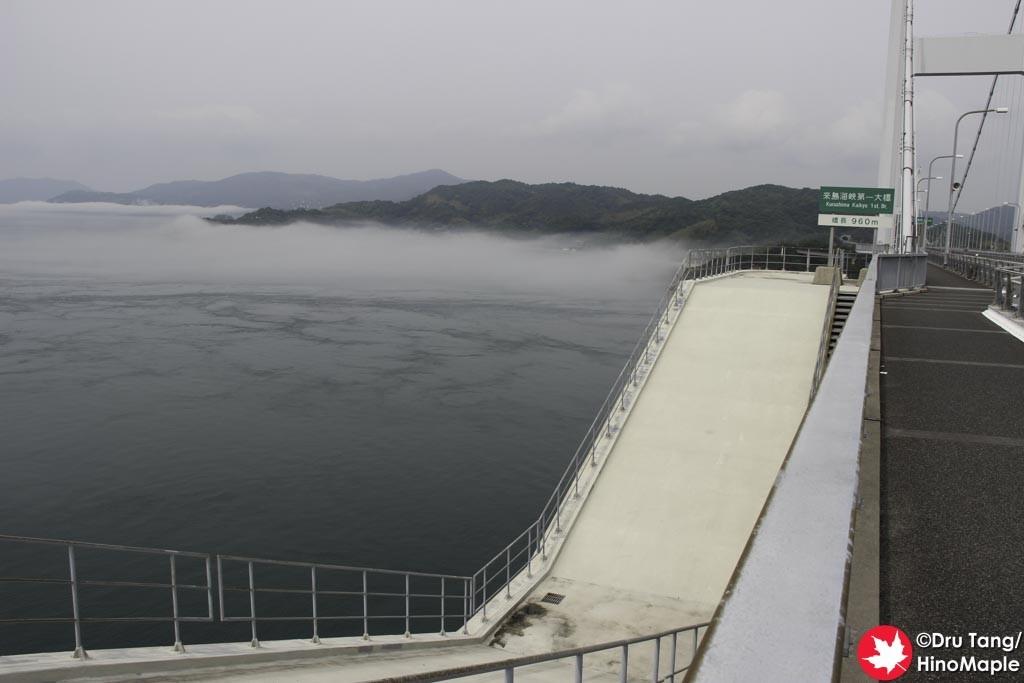 Anchorage of the Kurushima Kaikyo Bridge