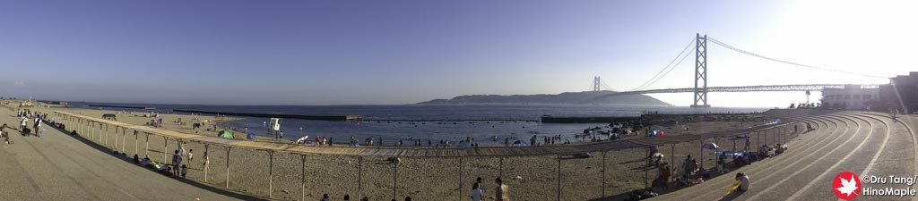 Beach near Maiko Station