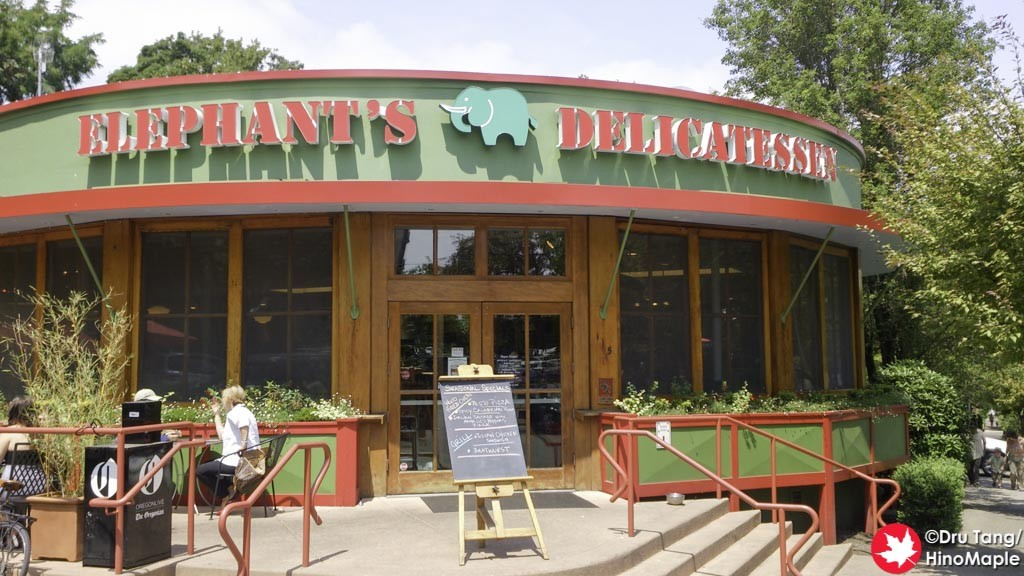 Elephants Delicatessen on NW22nd