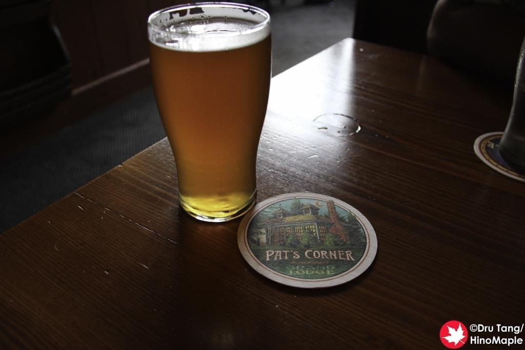 McMenamins Beer (Daytrip IPA)