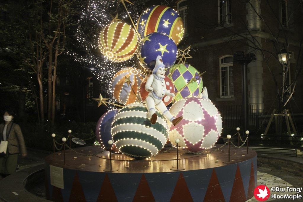 2015 Christmas at Marunouchi BRICK SQUARE
