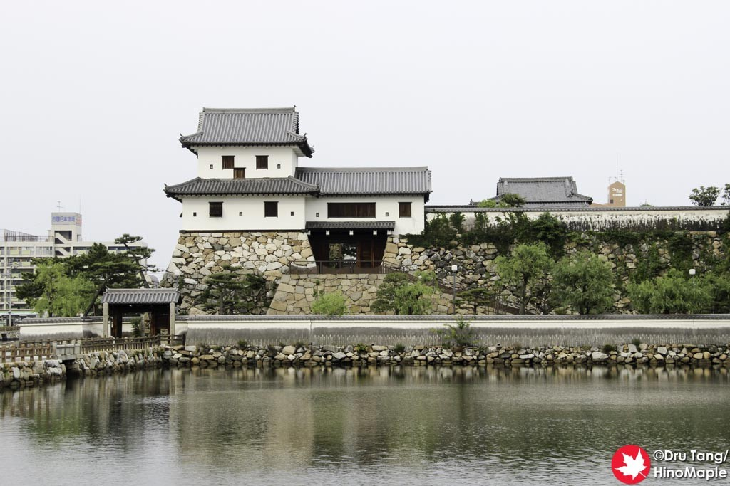 Imabari Castle (South Entrance)
