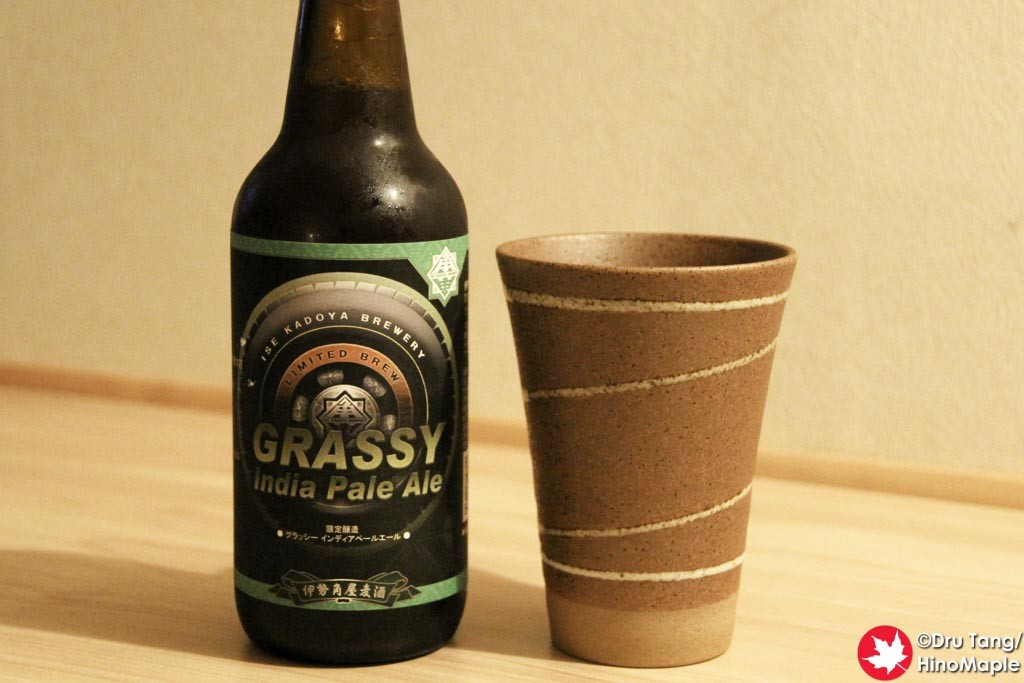 Ise Kadoya Grassy IPA