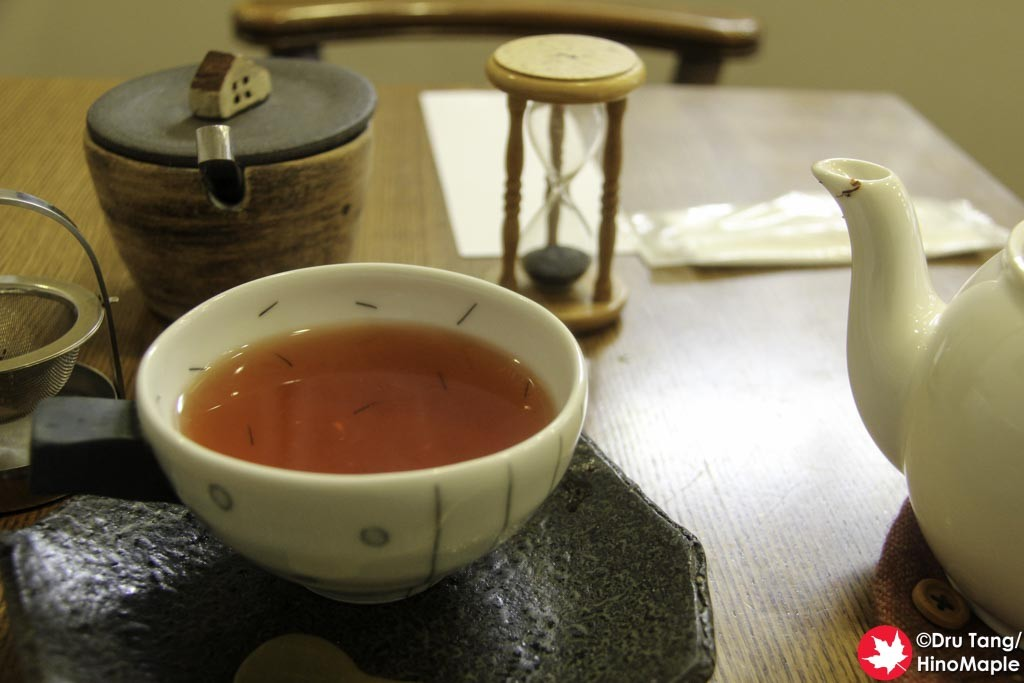 Rooibos Tea at Kasen