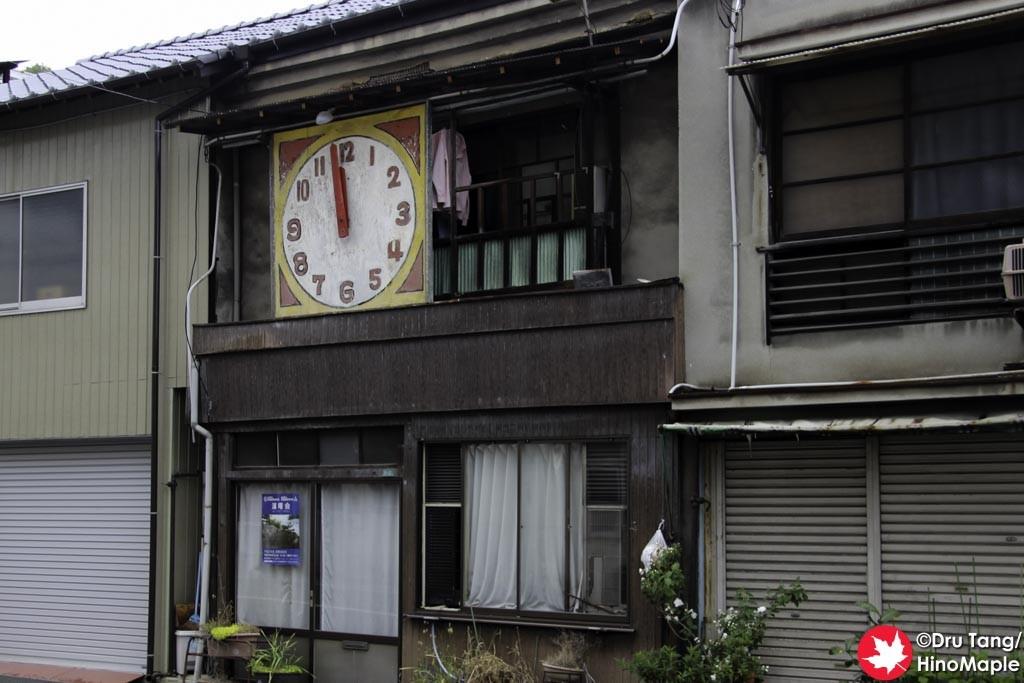 Main Street in Onomichi
