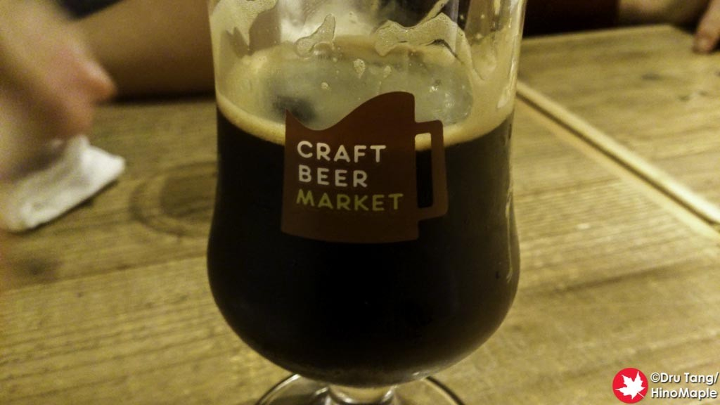 TY Harbor's Imperial Stout