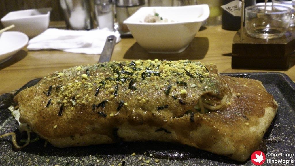Mitsuhamayaki at Grill Himawari