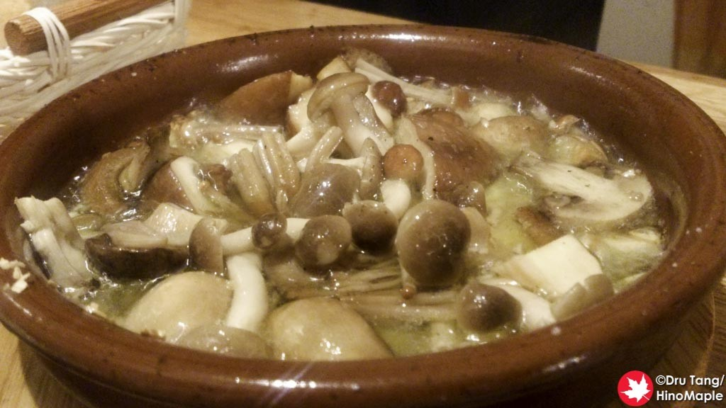 Mushroom Ahijo