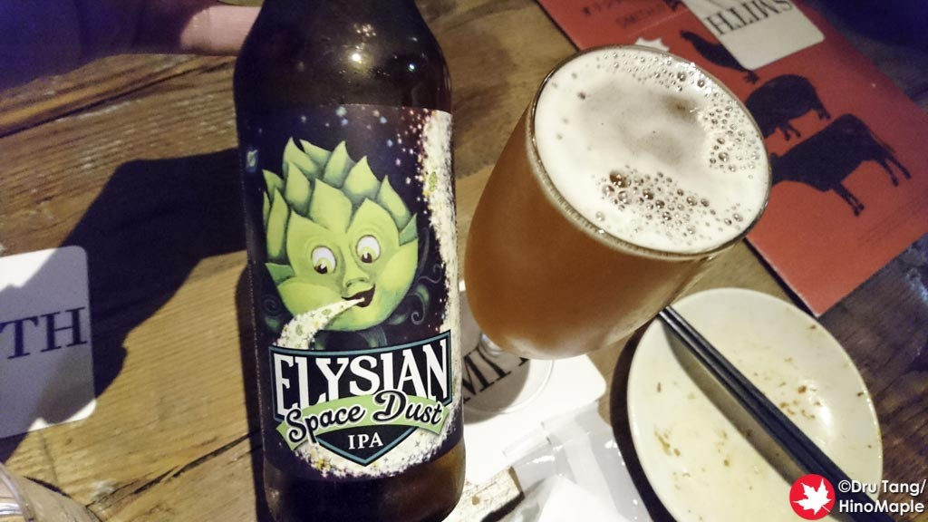 Space Dust IPA by Elysian