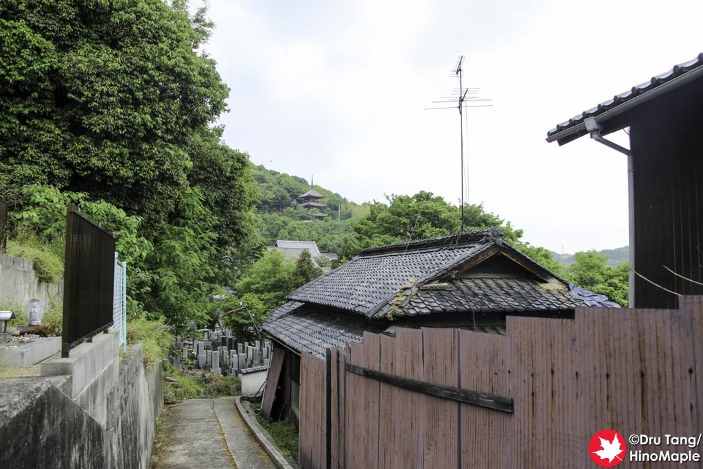 Side Path to Saikokuji