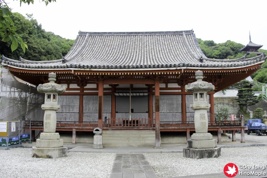 Building Between the Entrance and Main Buildings of Saikokuji