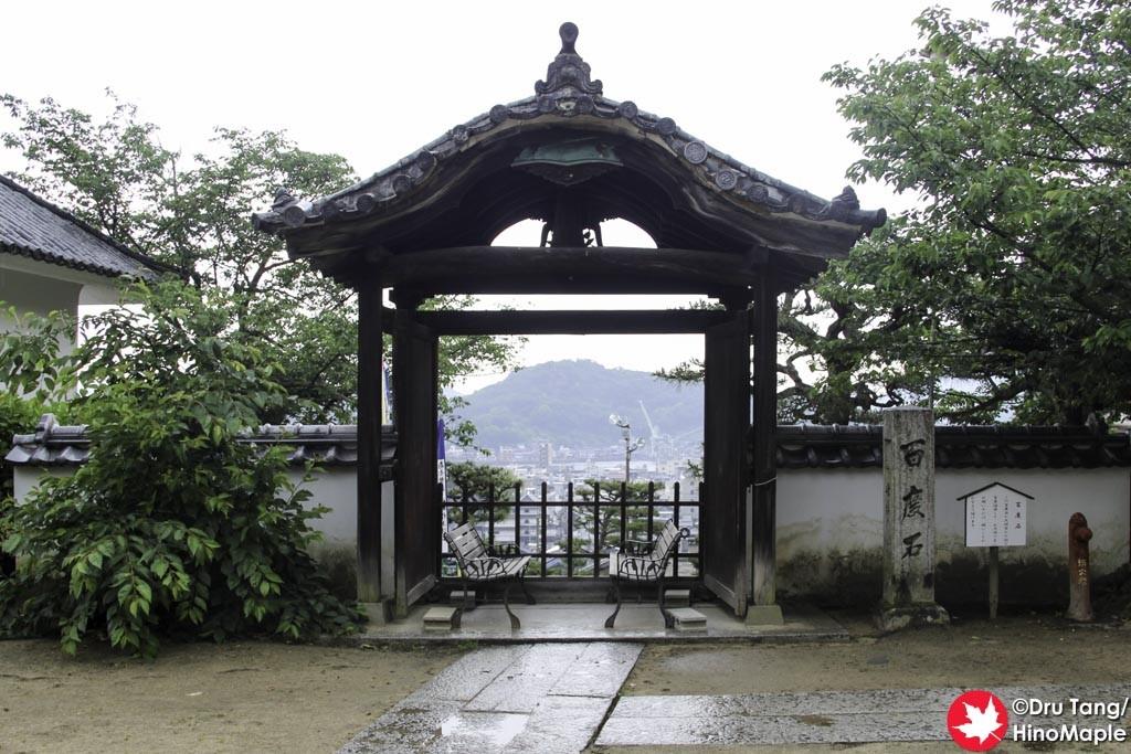 Alcove at Saikokuji