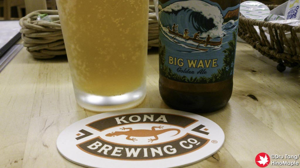 Kona Brewing's Golden Ale