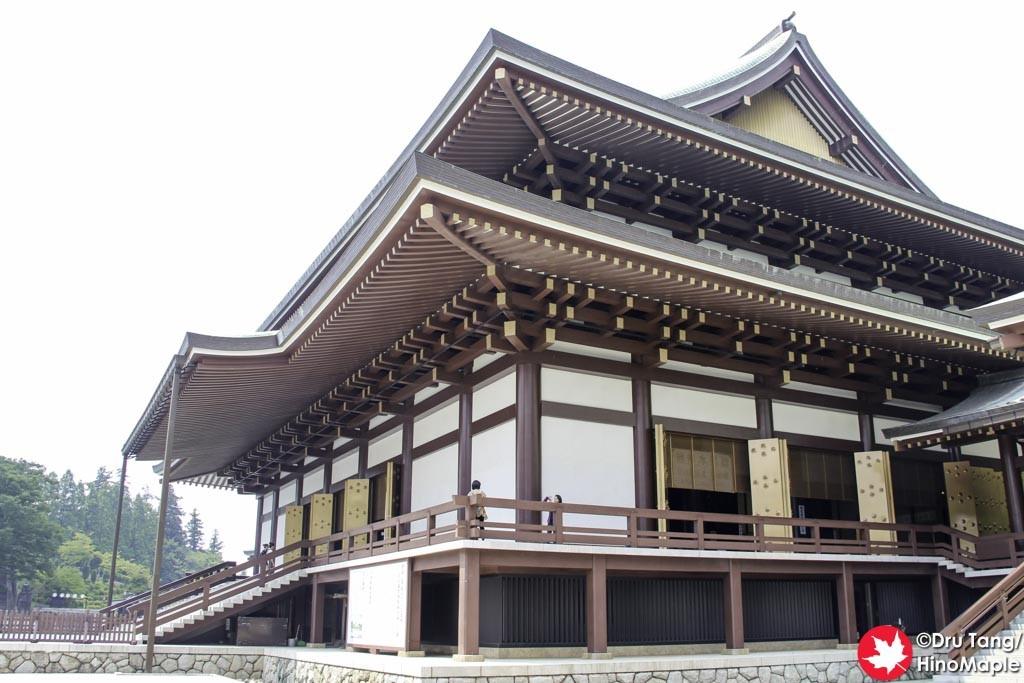 Naritasan Main Temple