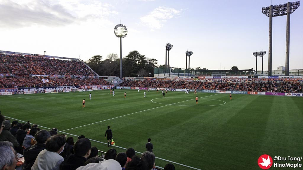 Omiya Ardija VS Hiroshima Sanfrecce